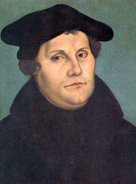Book cover art for Protestant Reformation
